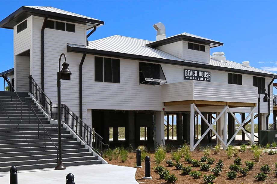 Log Beach House ~ Navarre beachhouse bar grille